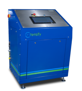 WPA pressure test system Itensify